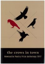 Crows in town 2017 book cover