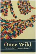 Once Wild 2014 book cover
